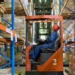 Стеллажное хранение товара на складе в Самаре, Самара