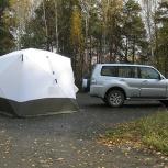 Палатка Куб 2,5х2,5х2,3, 6-ти местн, Самара