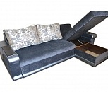 Угловой тканевый диван лотос, Самара