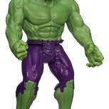 Халк Игрушка Супергерой Титаны Мстители Hasbro, Самара