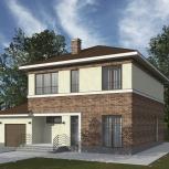 Проектирование домов и коттеджей из газобетона, Самара