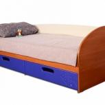 Кровать с ящиками тачки, Самара