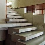 Лестницы, ступени из натурального камня, Самара