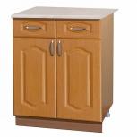 Шкаф с ящиком 80 вишня, Самара