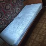 Продаю 1,5 спальную кровать, Самара