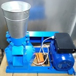 Гранулятор  ГМК 100 с двигателем 2,2 кВт 220 В, Самара