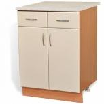Шкаф-стол с шкафчиками шкомб-50, Самара