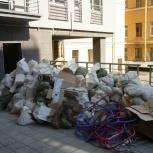 Вывоз мусора, Самара