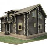 Проект дома из сухостойной сосны, Самара