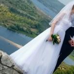 """Свадебное платье в стиле """"Бохо"""", Самара"""