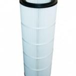 Фильтрующие сменные элементы (картриджи) для дробеметных установок, Самара