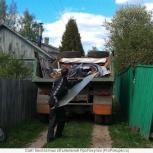 Вывоз строительного, бытового и дачного мусора на свалку, Самара