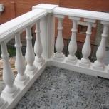 балясины бетонные, Самара
