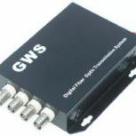 Оптический прд + пр-к R1V1FDF  для передачи сигналов видеокамер, Самара