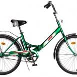 Велосипед АИСТ складной 24-201, Самара