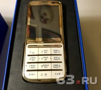79fbac07c42da Телефон Nokia C3-01 Gold Edition б/у Цена - 1000.00 руб., Самара - 63.ru