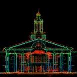 Наземное лазерное сканирование (3D-съемка, 3D-сканирование, НЛС), Самара