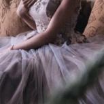 Платье(вечернее)свадебное, Самара