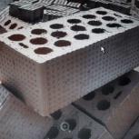 Кирпич керамический облицовочный лицевой одинарный полуторный, Самара