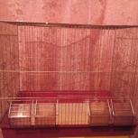 Клетка для птиц hallak. st al canar cages, Самара