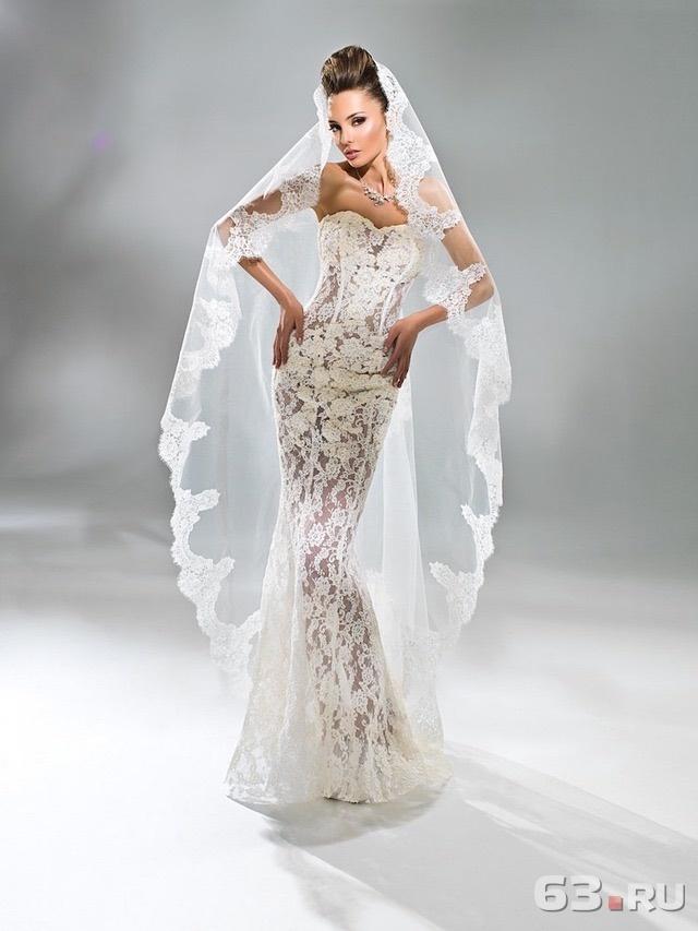 d9fbb12b491560f Продам свадебное платье б/у, фото. Цена - 20000.00 руб., Самара - 63.ru