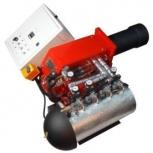 Промышленная горелка на отработанном масле AL-120Т (600-1600 кВт), Самара