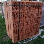 Блоки керамические поризованные, облегченные, Самара