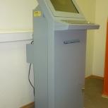 Информационный терминал 17 с принтером А4 и клавиатурой, Самара
