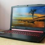 Продаю игровой ноутбук Acer Nitro 5 AN515-51-55P9, Самара