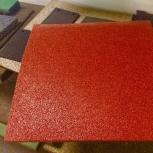 Продажа резиновой крошки / резиновой плитки / рулонных покрытий, Самара