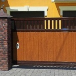 автоматические ворота, Самара
