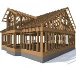 Строительство каркасных домов, Самара