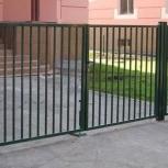 Ворота и калитки, Самара