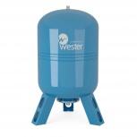 Бак мембранный для водоснабжения wester premium wav35 нерж. Контрфл., Самара