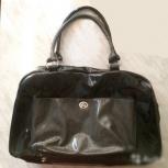 Дамская сумка, лаковая новая, Самара