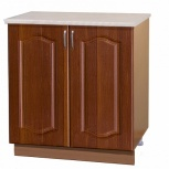 Шкаф-стол с дверцами орех шм80, Самара