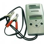 Тестер аккумуляторов электронный с принтером, Самара