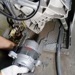 Замена двигателя стиральной машины, Самара