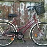 Велосипед городской Аист Amsterdam МВЗ, Самара