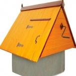Домики для колодцев, Самара