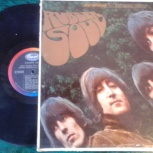 Beatles - Rubber Soul, Самара