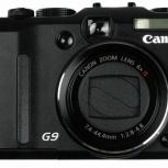 Canon PowerShot G9, Самара