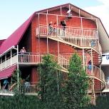 продается пансионат для летнего отдыха в Крыму г.Саки, Самара