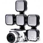 Godox LED 36 накамерный светодиодный свет, Самара