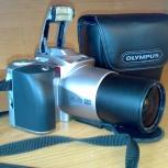 Зеркальный пленочный фотоаппарат Olympus IS-200, Самара