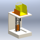 Грузовые лифты и подъёмники - производство, Самара