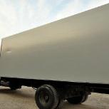 Удлинение грузовых автомобилей ЗиЛ 5301 Бычок с установкой еврофургона, Самара
