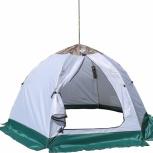 Палатка зимняя ПЗ 6-4   4-х местная, Самара