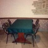 Столы банкетные и стулья, Самара