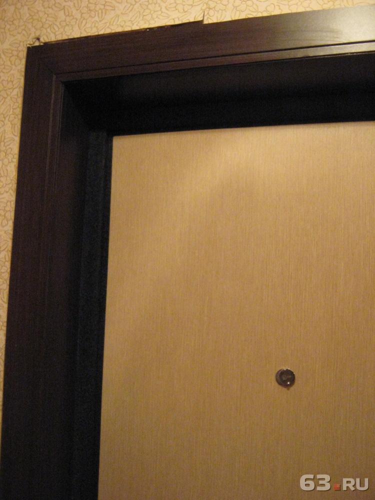 панели пвх для входной двери изнутри фото зародился